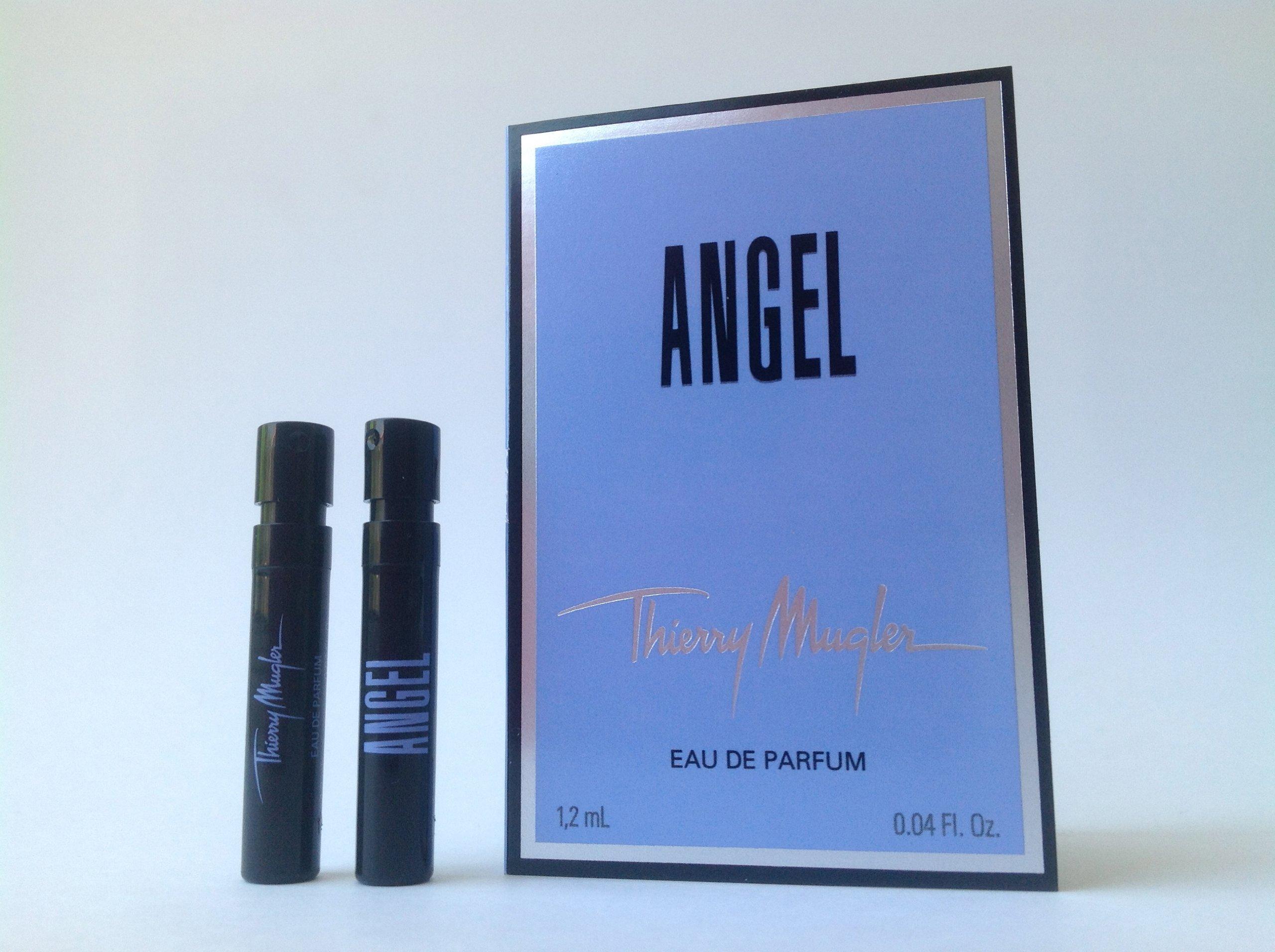 ANGEL by Thierry Mugler for Women 0.04 oz Eau de Parfum (x2) Spray Vial