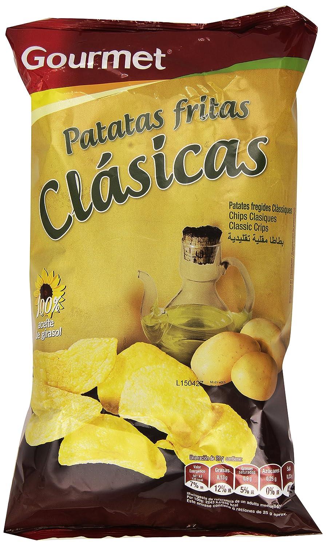 Gourmet - Patatas fritas clásicas - 150 g: Amazon.es: Alimentación y bebidas