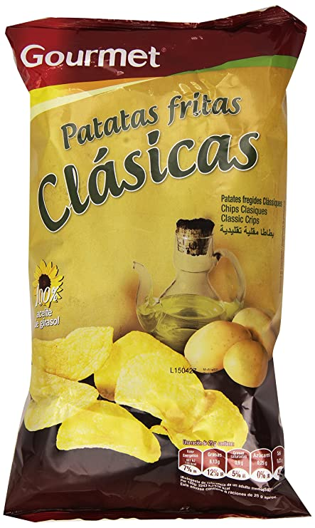 Gourmet Patatas Fritas Clásicas - 150 g
