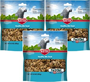 Kaytee Products Forti-Diet Parrot Healthy Bits