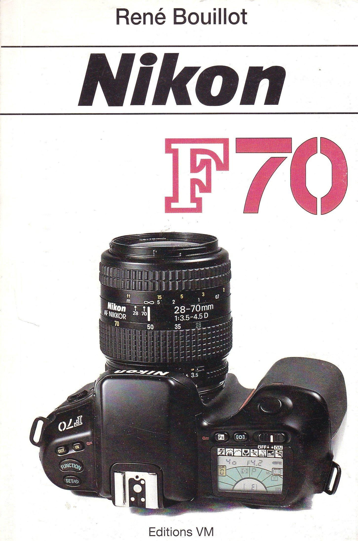 Nikon F70 (Guide de lUtil): Amazon.es: Collectif: Libros en ...