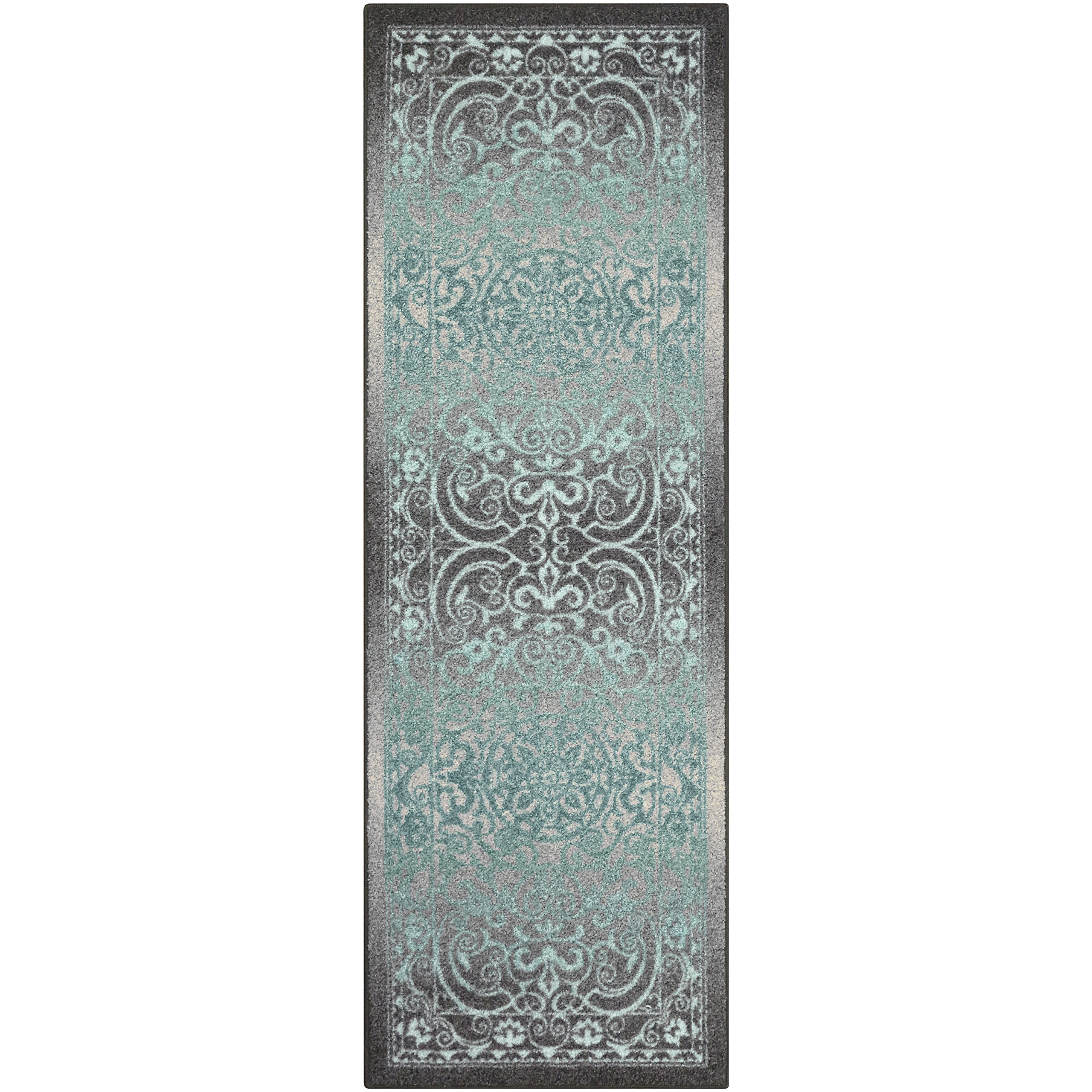 Maples Rugs Runner Pelham Non Skid Hallway For Kitchen And Entryway
