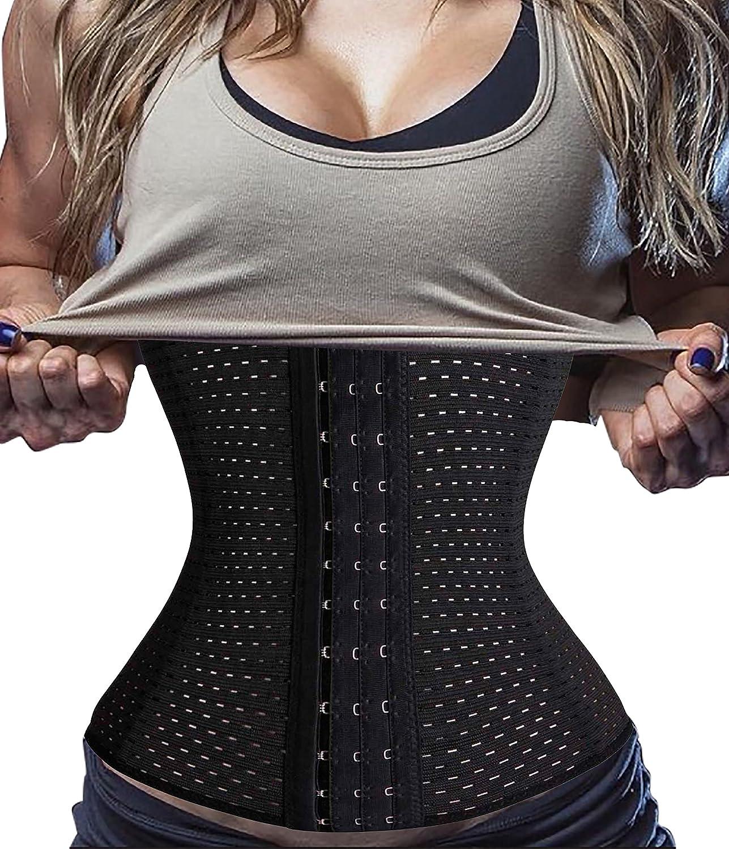 51d0d131e89 Gotoly Magic Slimming Waist Trainer Corset Sport Workout Body Shaper Tummy  Fat Burner Sexy