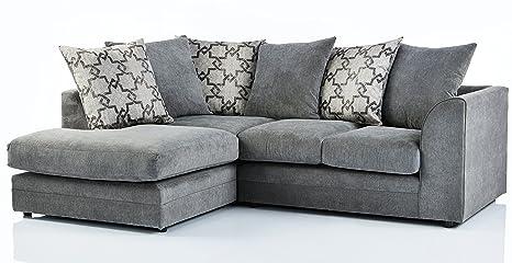 Sofá y cama de alta calidad, elegante y pequeño, de tela ...