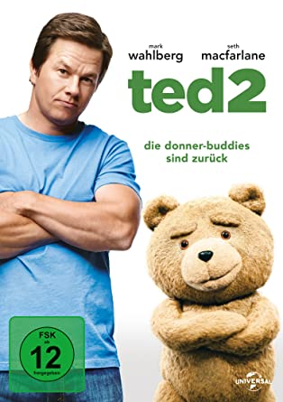 Ted 2 [Alemania] [DVD]