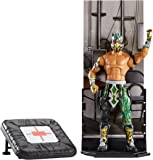 Kalisto with Entrance Trampoline and Entrance Mask - Elite Series 48 - WWE Action Figure