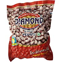 Diamond Roasted Peanuts with Vacuum Packing - Pack of 500 gm