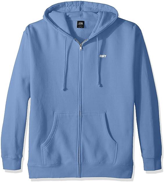 Obey Hombres 111751489 Camisa Deportiva - Azul - XL: Amazon.es: Ropa y accesorios