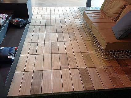 Pavimentazione modulare unica al mondo in legno e plastica