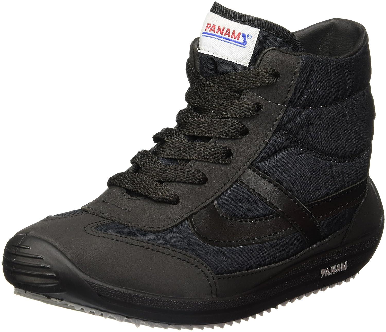 PANAM Classic Tennis Shoe | Handcrafted Zapatillas | Hecho En México Since 1962 B01HXYNGOW Men 8 / Women 9.5|Diamante Negro Hi-top