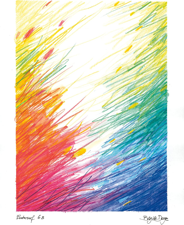 Faber-Castell 621707 Jumbo Grip Crayon de Couleur 3,8 mm Magenta