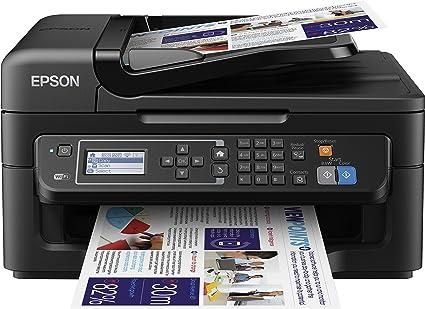 Epson Workforce WF-2630WF - Impresora multifunción de tinta (WiFi ...