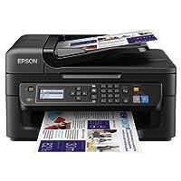 Epson 爱普生WorkForce WF-2630WF多功能喷墨打印机 (打印,扫描,复印,传真,WiFi) 黑色
