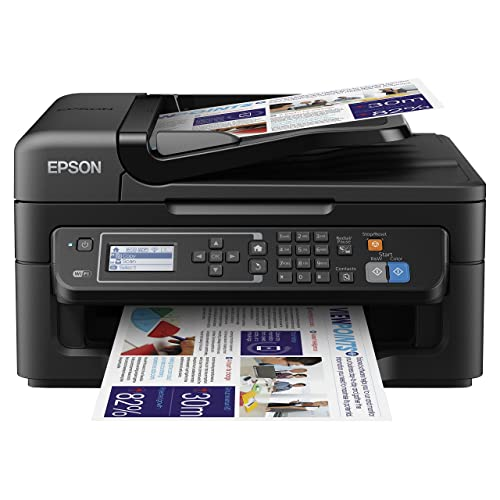 Epson WorkForce WF-2630WF Imprimante multifonction Jet d'encre pour Windows 8/Mac OS X