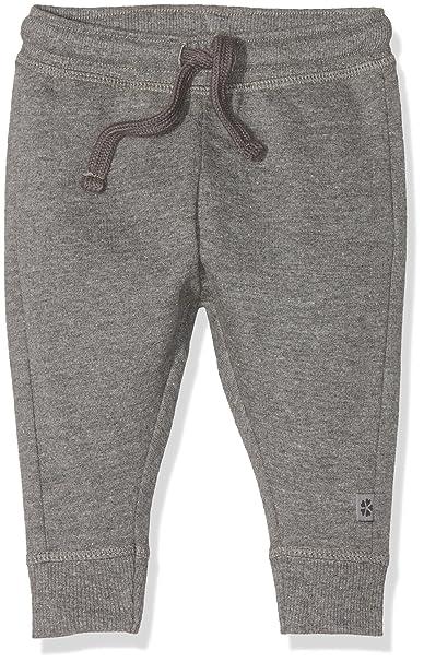 Papfar Slub Sweat Baby Jogginghose Gots Pantalones para Beb/és
