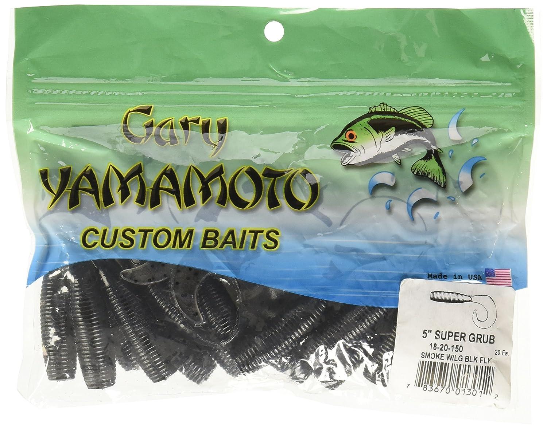 【お気にいる】 Yamamoto 4-Inch Black B004C31VEK Single Tail Grub Bait B004C31VEK 4-Inch|Smoke Black Flake Smoke Black Flake 4-Inch, 人形とベビー用品の桜うさぎ:a02c7531 --- a0267596.xsph.ru