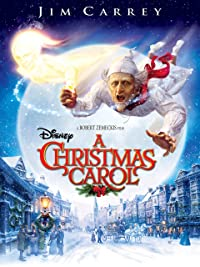amazon com disney s a christmas carol jim carrey gary oldman  disney s a christmas carol 2009
