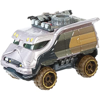 Hot Wheels Star Wars Character Car, Star Wars Rebels Zeb: Toys & Games [5Bkhe1801649]