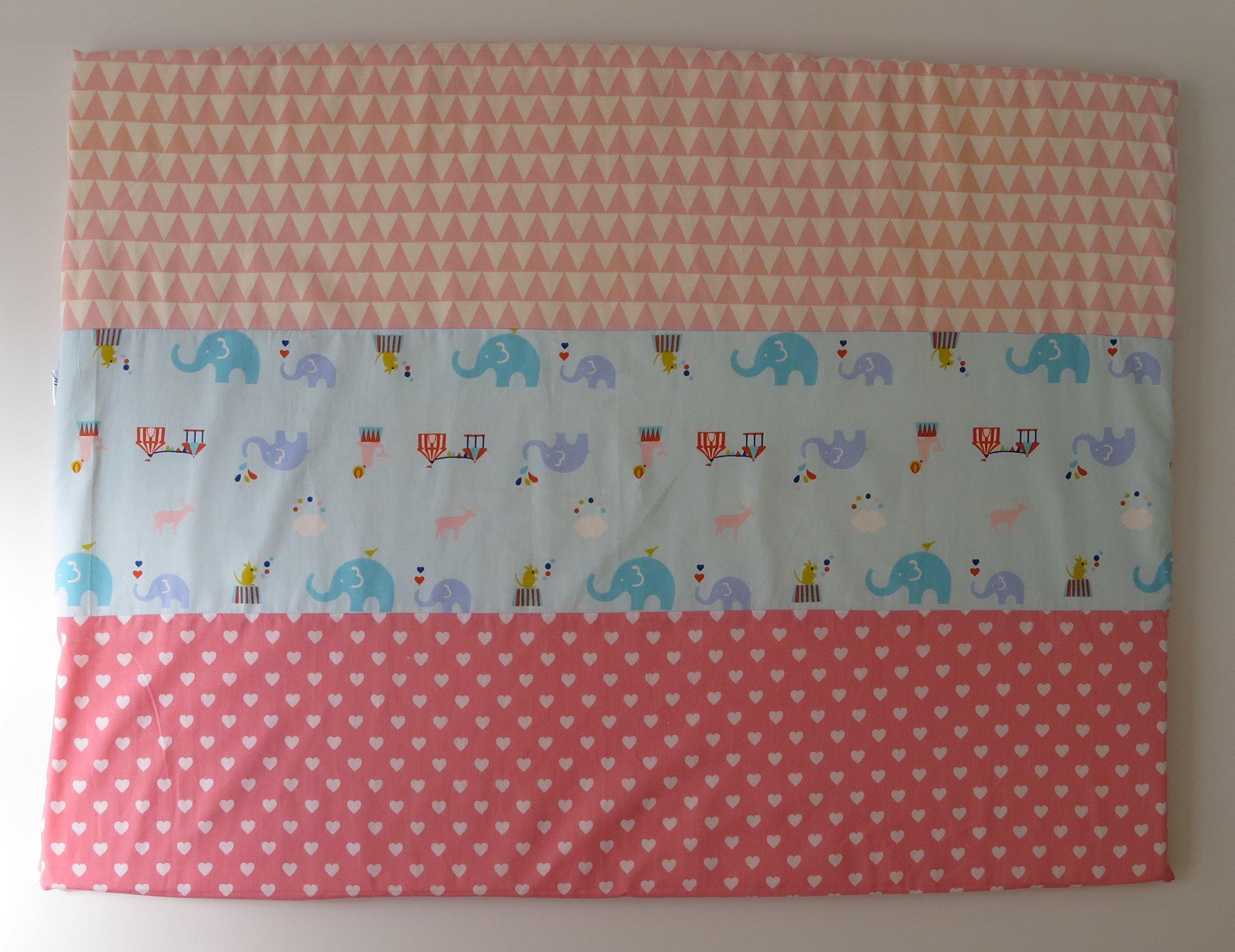 Diaper Changing mat, Baby Changing pad, Circus