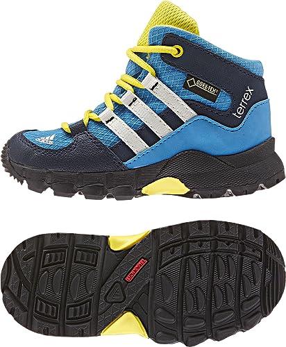 Adidas Terrex MID GTX I Kinder Outdoorschuh Gore Tex Wasserfest Ortholite Sohle