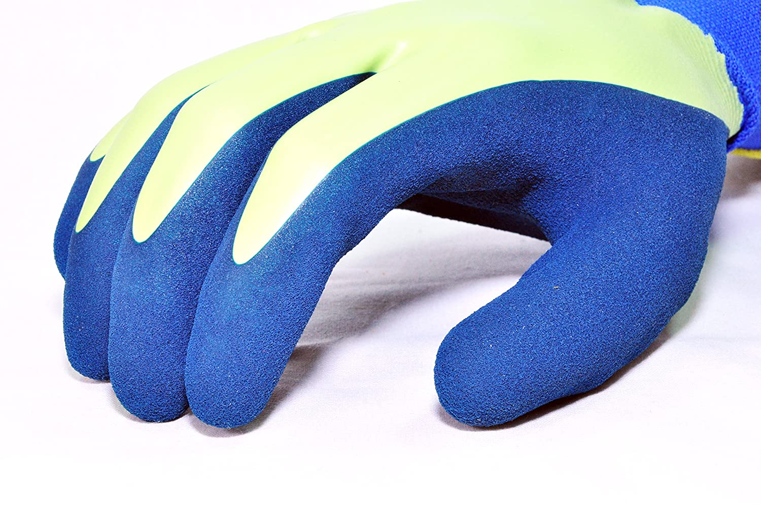 Mens Large Mens EndurancePro Aqua gardening gloves with double MicroFoam Latex