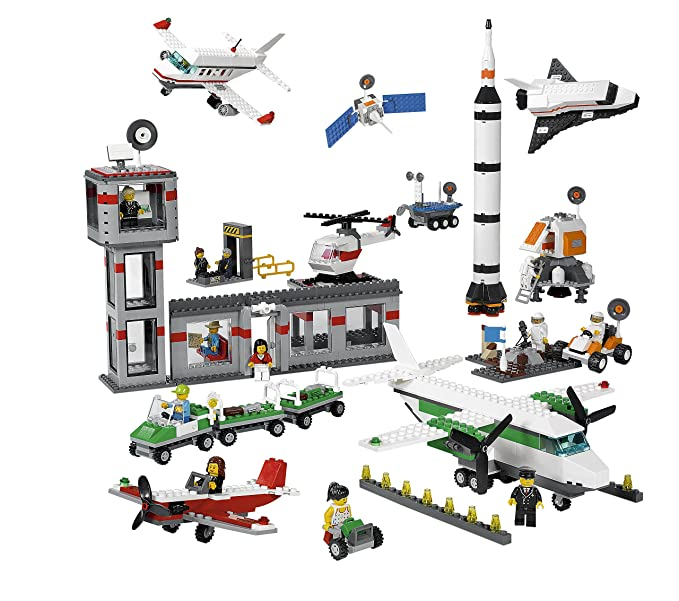 Amazon Lego Education Space And Airport Set Toys Games