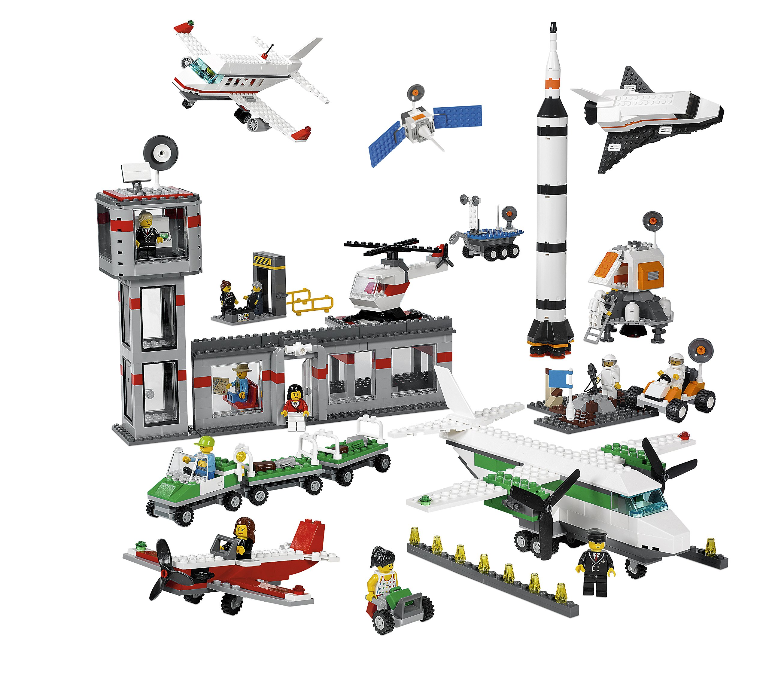 Lego City Airport Passenger Terminal 60104 Top Deals Lowest Price 3182 Education Space And Set