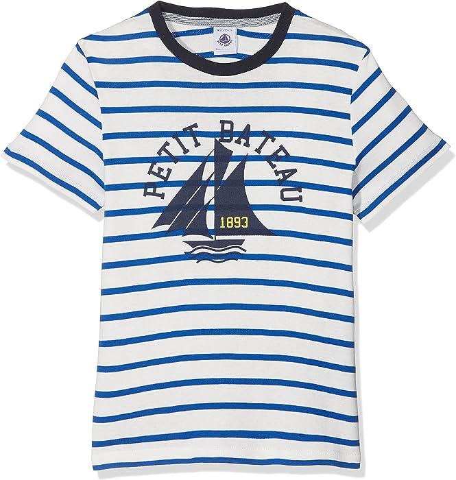 Petit Bateau Baby-Jungen T-Shirt