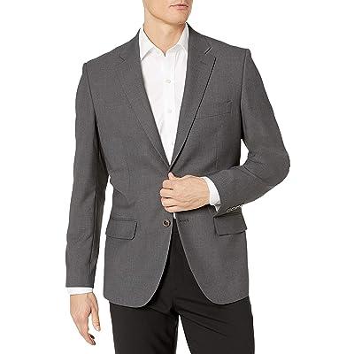 Essentials Men's Classic-fit Stretch Blazer: Clothing