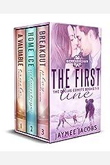 The First Line: The Dallas Comets Books 1-3 (Dallas Comets Boxed Set Book 1) Kindle Edition