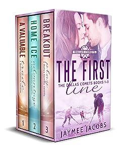 The First Line: The Dallas Comets Books 1-3 (Dallas Comets Boxed Set)