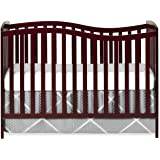 Dream On Me Chelsea 5-in-1 Convertible Crib, 37 Pound