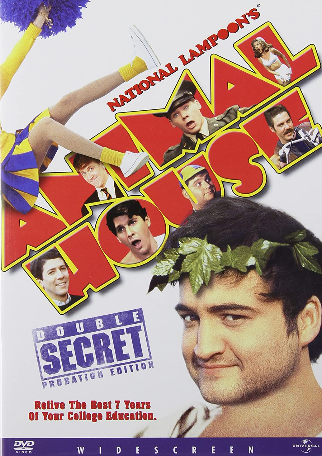 National Lampoon's: Animal House (Double Secret Probation Edition) John Belushi Tim Matheson Lisa Baur Pamela Bebermeyer