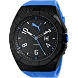 Puma Men's PU103501004 Watch with Blue Band