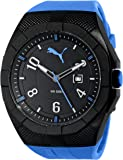 Puma Men's PU103501004 Watch with Blue Band
