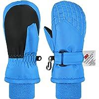 Andake Ski Gloves Niños, 2-7 años Niños