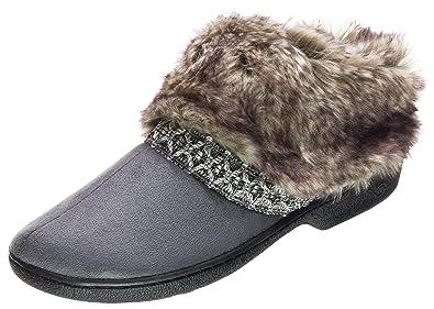 20182017 Slippers Isotoner Mens Microsuede Hoodback Slipper Coupon Code