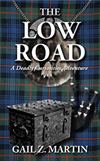 Dark Legacy (A Deadly Curiosities Adventure Book 3)