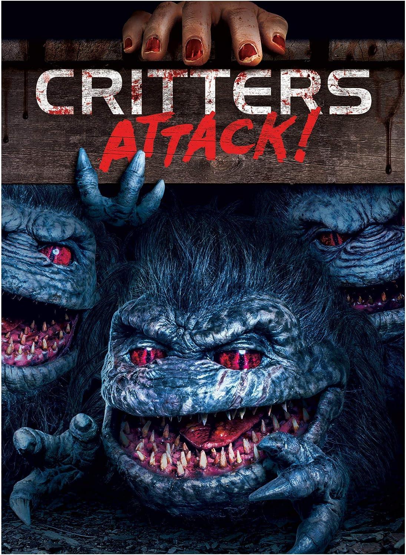 Men/'s Ladies T SHIRT classic 80s horror CRITTERS alien invasion cult film movie
