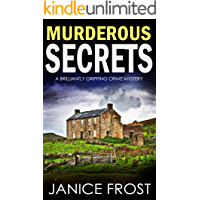 MURDEROUS SECRETS a brilliantly gripping crime mystery (Detective Ava Merry Book 6)