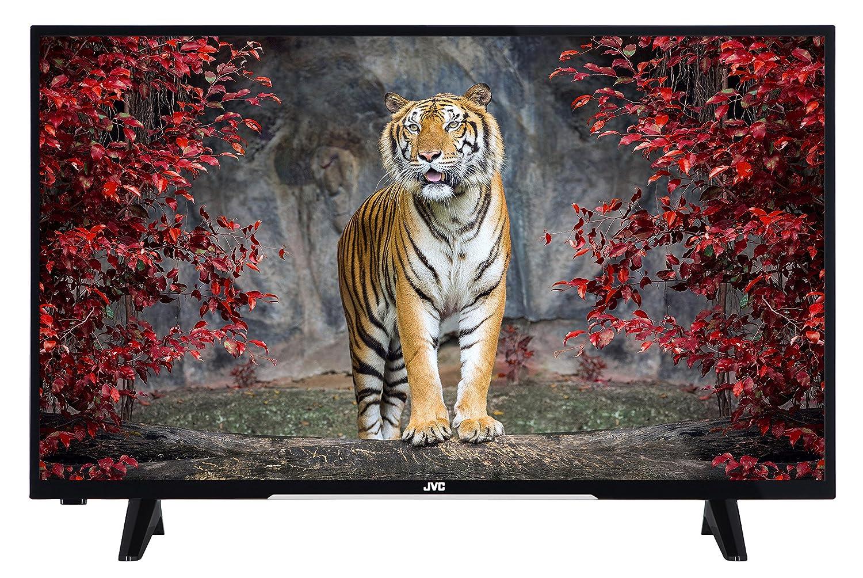 JVC LT-40VF43A 102 cm (40 Zoll) Fernseher (Full HD, Triple Tuner ...