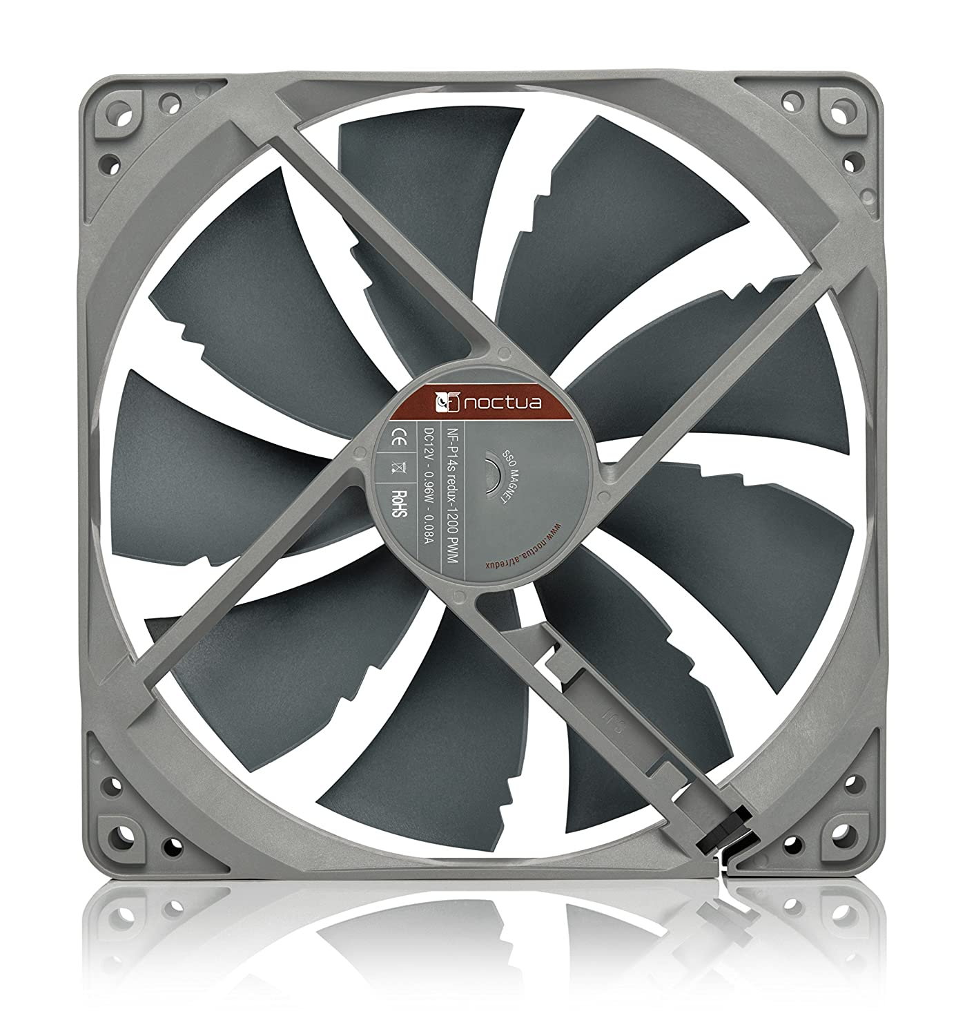 Noctua Sso Bearing Fan Retail Cooling Nf P14s Redux 1200 How To Choose An Electric In 4 Easy Steps Grumpys Performance Pwm Computers Accessories