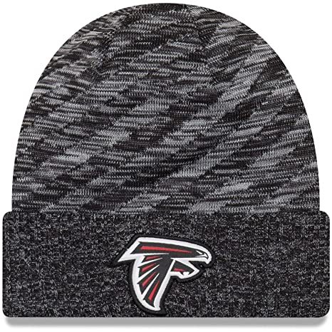 fc211c7649c Image Unavailable. Image not available for. Color  New Era Atlanta Falcons  Beanie NFL 2018 On Field TD Knit Cap ...