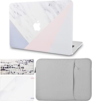 Sleeve Screen Protector 4 in 1 Bundle w//Keyboard Cover KECC Laptop Case for MacBook Pro 13 Brain Hard Shell A2289//A2251 2020,Touch Bar