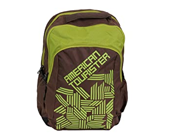 39aecff6f84b American Tourister 30 Ltrs Brown Casual Backpack (AMT BACKP 2016 Code 09  -Brown)