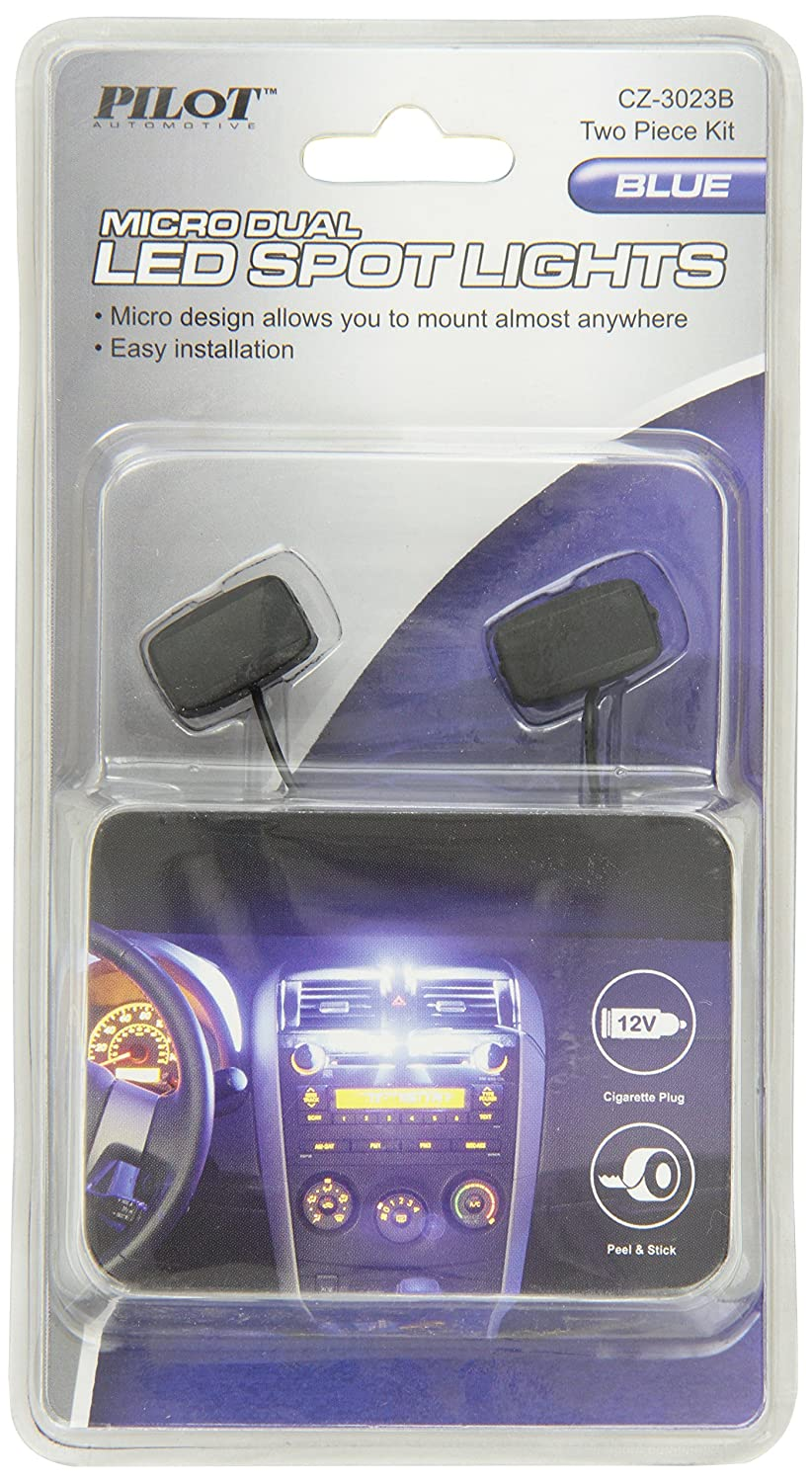 Pilot CZ3023B Dual LED Accent Light - 2 Piece