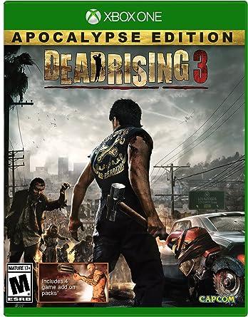 Microsoft Dead Rising 3 Apocalypse Edition, Xbox One - Juego (Xbox ...