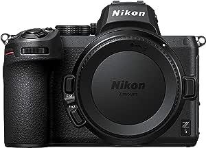 Nikon Z 5 Body Only, Black