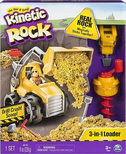 Amazon.com: Kinetic Rock - Cargador 3 en 1 con herramientas ...