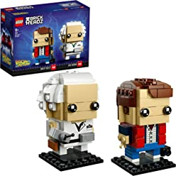 LEGO BrickHeadz Marty Mcfly & Doc Brown (41611)